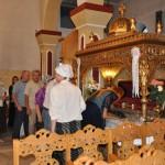 Relikwie św.Grzegorza Teologa
