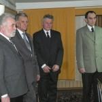 od lewej:Al-der Korszak, Mikołaj Pacewicz,Sergiusz Tkaczuk, Wiaczesław Holczenko