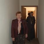 Antonina Filipiuk, która dużo pomogła przy remoncie DKP