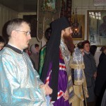 6.04.2004-Biskup Grzegorz i ks.Aleksy Kuryłowicz