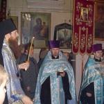 z lewej-Biskup Grzegorz,ks.Jerzy Bogacewicz,ks.Piotr Snarski