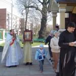 Pascha, chórem dyryguje ks.Andrzej Martyniuk