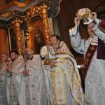 duchowieństwo parafii Narodzenia Bogurodzicy