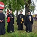 ks.protodiakon Marcin Kuźma,ks.Andrzej Mińko,ks.Jerzy Bogacewicz, ks.Adam Dzienisiuk