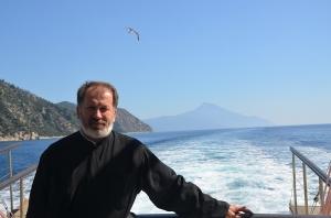Opłynięcie św.Góry Atos-Ks.Jerzy Bogacewicz