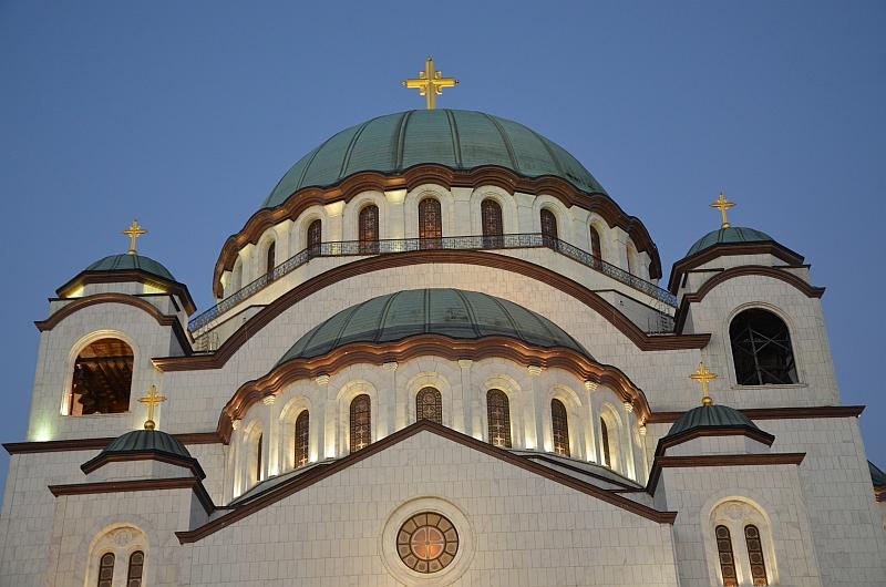 Katedra św.Sawy w Belgradzie